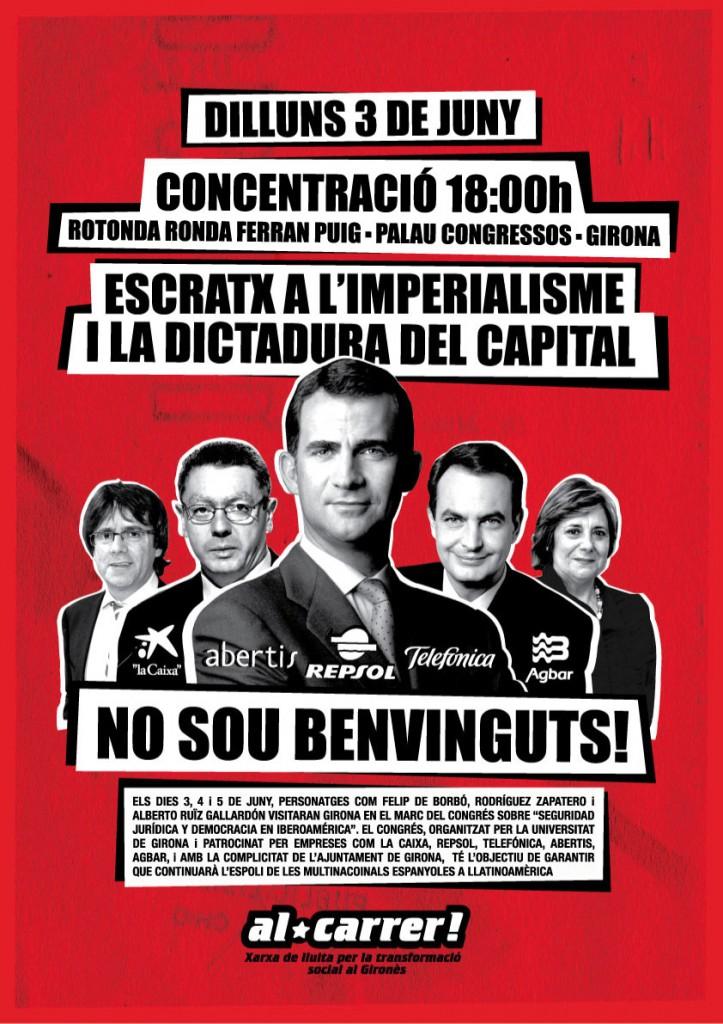 Cartell 3J Girona