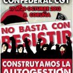 Cartell XVII Congrés CGT