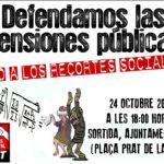Manifestació Mollet 24 d'octubre