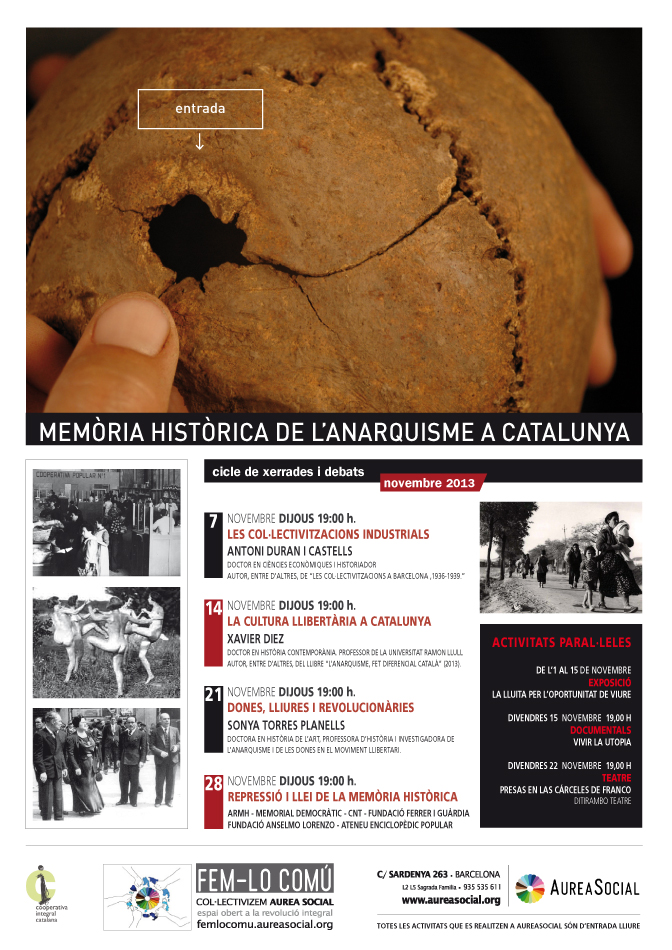 Cartell cicle anarquisme