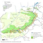 Mapa canal Segarra-Garrigues