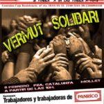 Vermut solidari 8 febrer Mollet