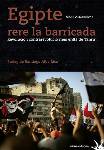 Portada del llibre Egipte rere la barricada