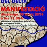 Manifestació #30MDelta