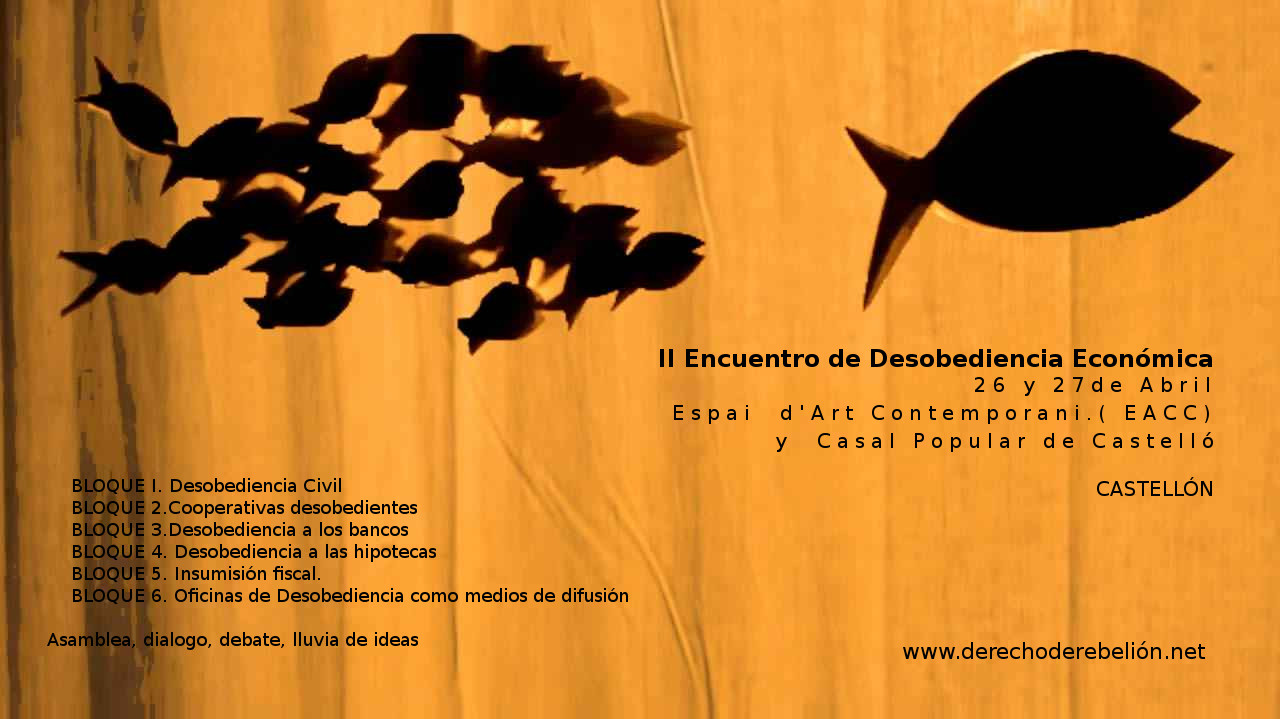 Cartell trobada Castelló