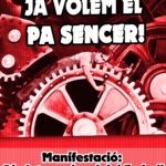 Manifestació 30 d'abril a Reus